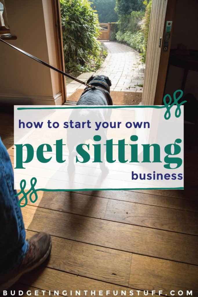 What a great way to make money from home, without a lot of start up costs. It is actually really easy to get the money rolling in. These tips on how to start your own pet sitting business have me inspired to get going right away. Pet sitting is a perfect side hustle for college students to earn money, or for a stay at home mom to make an income with work that can be done around other family raising tasks.