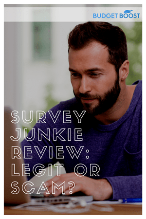 Survey Junkie Review Legit or Scam