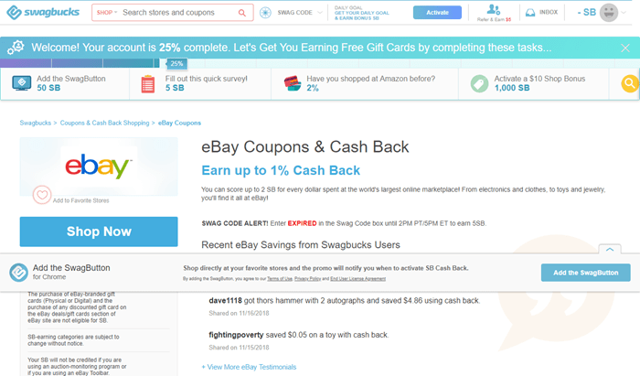 Swagbucks Review: Is it Legit or a Scam?