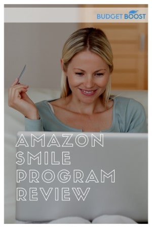 Amazon Smile Program Review