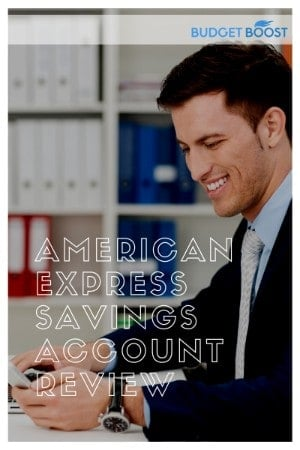 American Express Savings Account Review