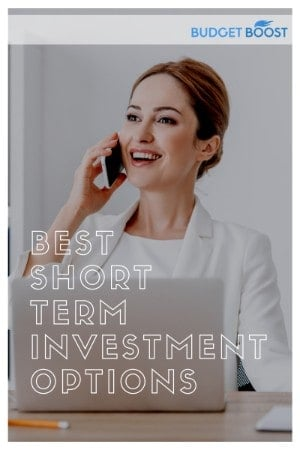 Best Short Term Investment Options