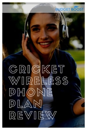 Cricket Wireless Phone Plan Review