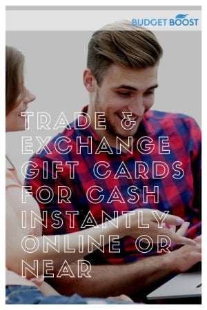 Trade & Exchange Gift Cards for Cash Instantly Online or Near 8 Places