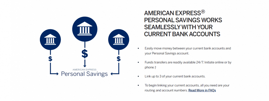 American Express Personal Savings Account: High Yield Online Bank