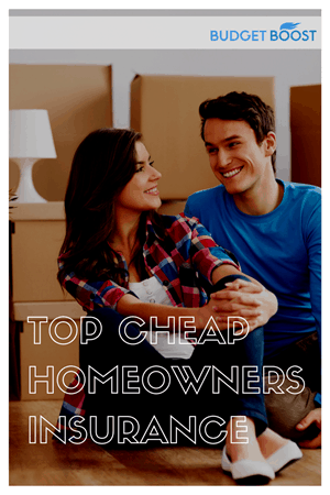 Top Cheap Homeowners Insurance Companies