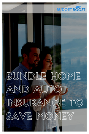 Bundle Home and Auto Insurance to Save Money