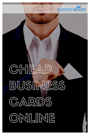 Cheap Business Cards Online