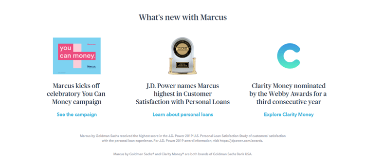 Marcus by Goldman Sachs Bank Review