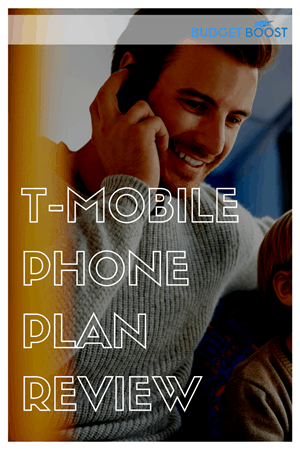 T-Mobile Phone Plan Review