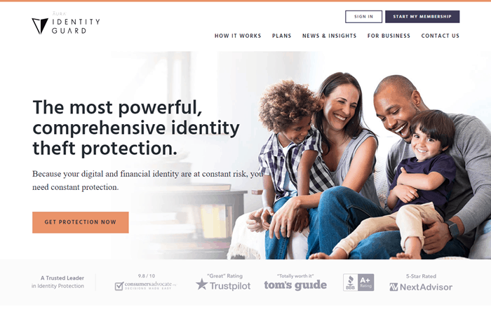 IdentityForce vs Identity Guard Review
